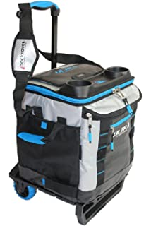 Amazon.com : TravelWell 48 Can Wheel Rolling Cooler Shuttle with ...